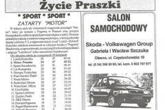 życie Praszki
