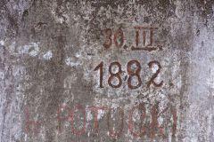 Odsłąnięcie pamiątkowej tablicy